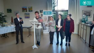 Inauguration de la micro-crèche de Remaucourt